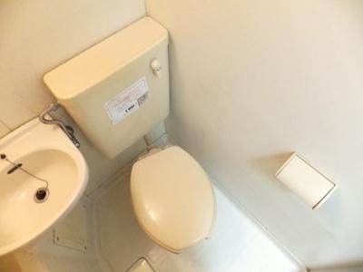 【トイレ】ジュネパレス市川第510