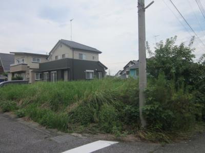 【外観】熊谷市船木台3丁目 890万 土地