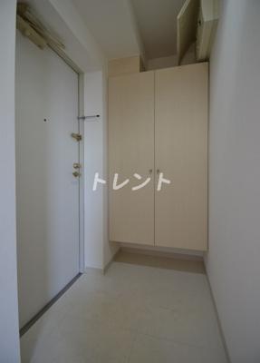 【玄関】コスモリード新中野