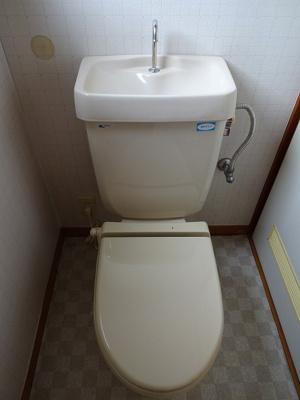 【トイレ】信和第一マンション