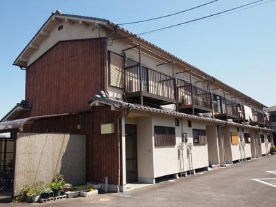 【外観】平尾住宅パート2