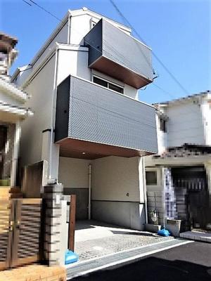 【外観】神戸市垂水区狩口台7丁目 新築一戸建