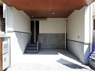 【駐車場】神戸市垂水区狩口台7丁目 新築一戸建