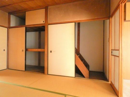 1階和室6帖は京間サイズです
