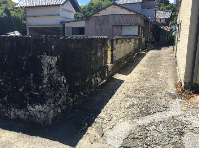【前面道路含む現地写真】春野町仁ノ