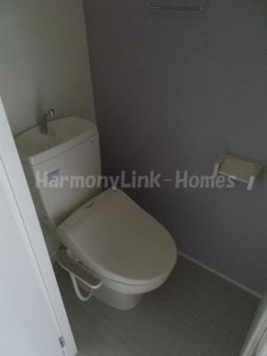 コンフォート千早のトイレ