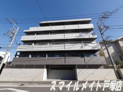 【外観】プラチナコート戸塚