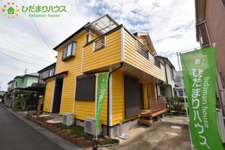 北上尾駅徒歩12分、追い炊き機能付きバスルーム、テラスとバルコニーもあるおしゃれなお家です!