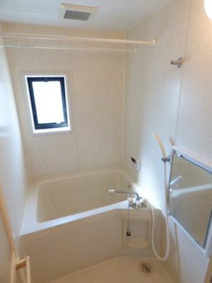 【浴室】ハートフルコートB