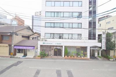 【庭】モダンアパートメント梅田North