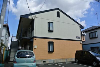 横浜線「十日市場」駅より徒歩6分!便利な立地の2階建てアパートです♪通勤通学はもちろん、お買い物やお出かけにもGood☆