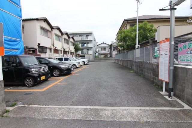 【外観】山手C駐車場