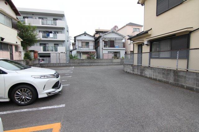 【駐車場】山手C駐車場
