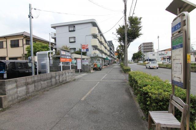 【周辺】山手C駐車場
