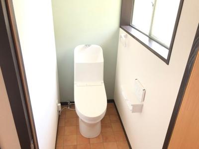 【トイレ】鳥取市相生町二丁目中古戸建て