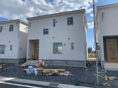 【外観】大津市雄琴4丁目9付近 新築戸建