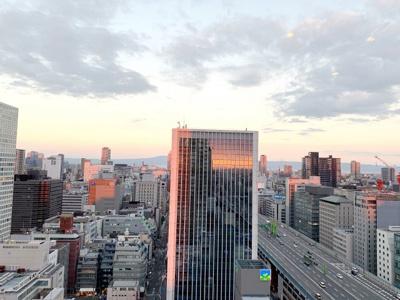 【展望】アーバンライフ御堂筋本町タワー