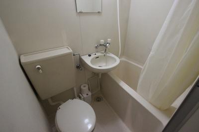 【浴室】ライトシティ佐伯