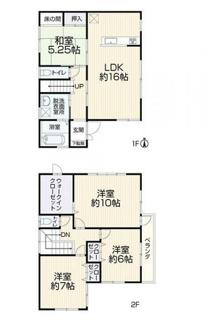岐阜市鏡島 中古再生住宅 駐車スペース並列2台可能 築13年 住宅ローン控除対象物件です。