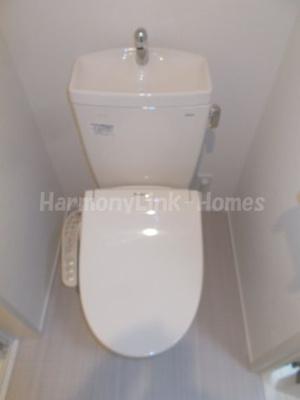 オーサムソフィアのトイレ