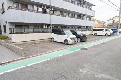 【駐車場】コーポラス栄
