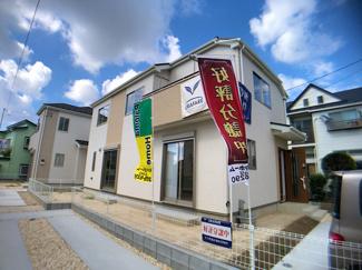 新京成線「前原」駅徒歩13分「薬園台」駅徒歩14分の全2棟の新築一戸建てです。