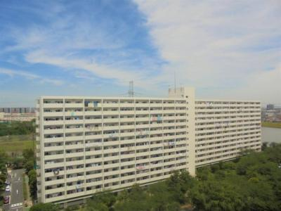 【外観】なぎさニュータウン3号棟 10階 70.52㎡ リフォーム済