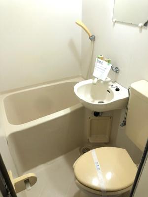 【浴室】石橋コーポ