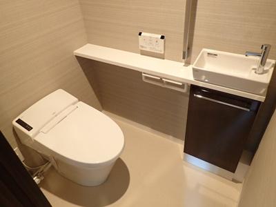 【トイレ】シティタワー札幌