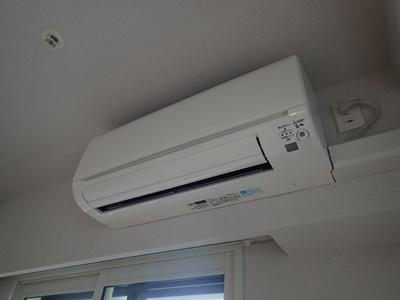 エアコンは2台