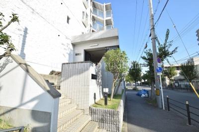 【エントランス】レジデンス福島
