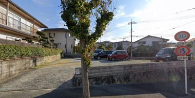 【外観】伏尾台1丁目月極駐車場