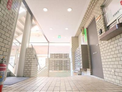 新耐震基準を満たしたマンションで新生活をスタートできます。