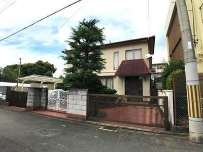 【外観】一乗寺塚本町 土地約98坪