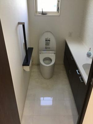 【2階建】トイレ