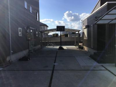 【駐車場】【中古戸建】岩出第二中学校区・54236