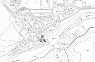 【地図】網走市鱒浦4丁目 中古戸建
