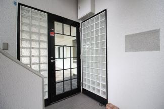 【玄関】サンハウス御影
