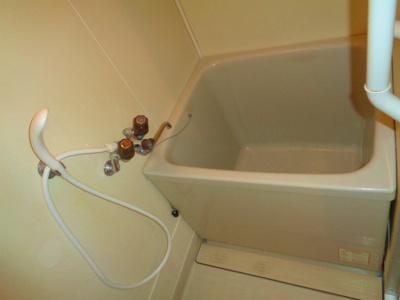 【浴室】ヒルズ北巽
