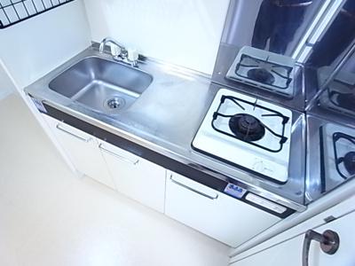 【キッチン】キャッスルコートⅡ