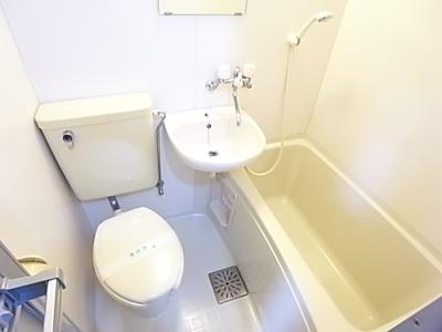 【浴室】キャッスルコートⅡ