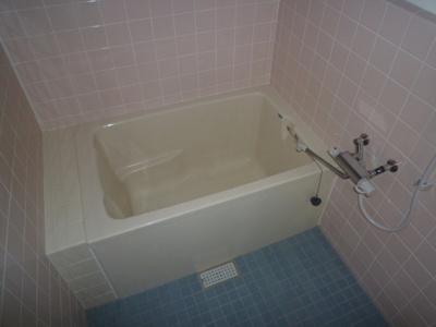 【浴室】ワイズタウン 3棟