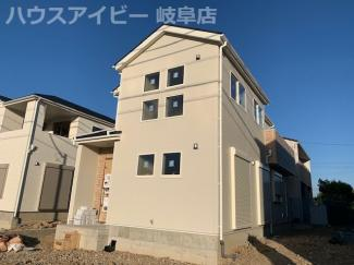 新築建売 岐南町伏屋全4棟 ローソン隣です♪ 徒歩1分 全室南向き 土間収納スペースあります