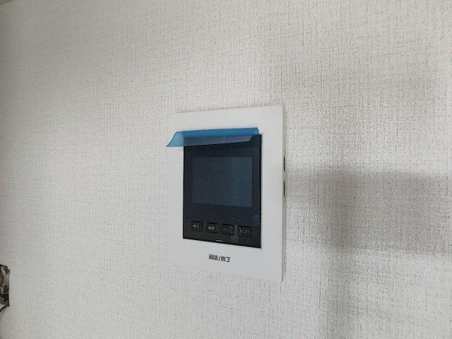 【セキュリティ】桃ヶ丘アパートA棟