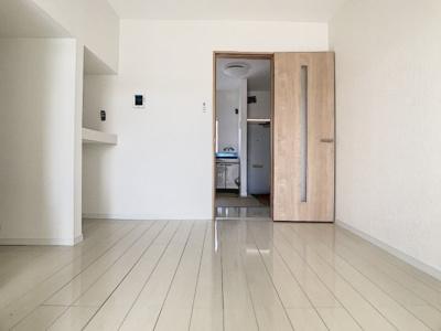 【寝室】桃ヶ丘アパートA棟