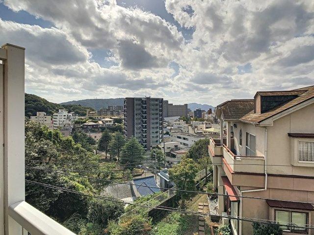 【展望】桃ヶ丘アパートA棟