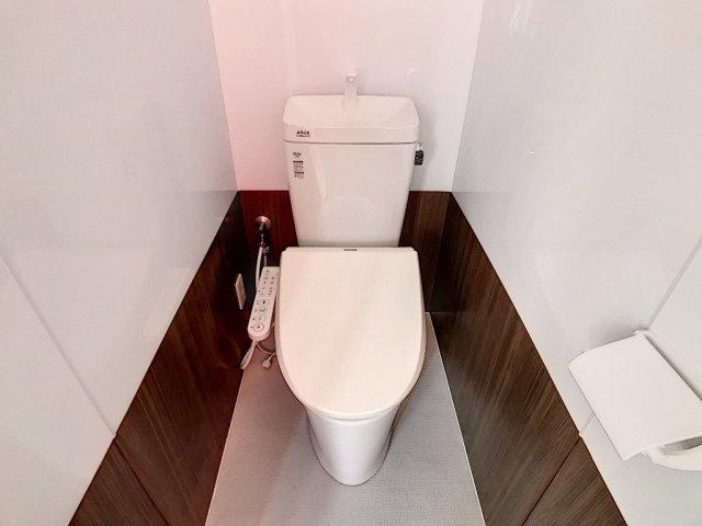 【トイレ】桃ヶ丘アパートA棟