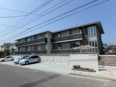 積水ハウスの賃貸住宅シャーメゾン♪グリーンライン「北山田」駅より徒歩10分!便利な立地の2階建て築浅アパートです☆