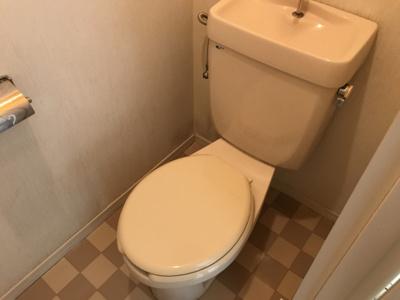 【トイレ】パークハイム西宮