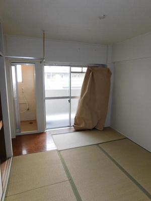 【居間・リビング】ビレッジハウス鎌倉2号棟